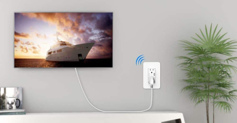 Can Smart Outlets Turn on Your TV