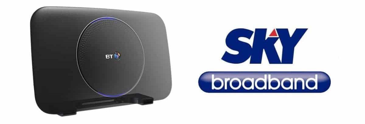 BT Home Hub and Sky Broadband – 4 Things You Need To Know