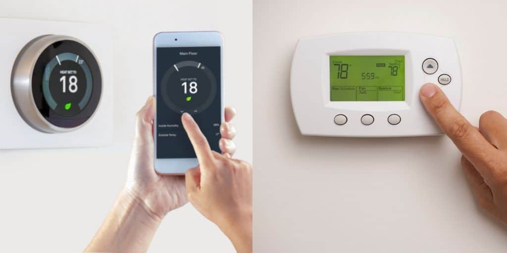 Smart Thermostat vs. Regular Thermostat (Compared and Tested)